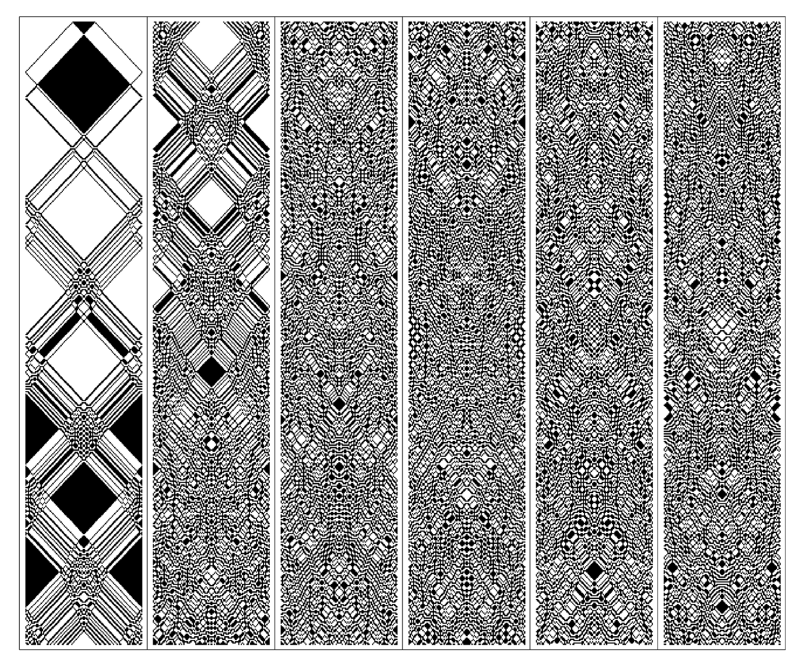 Reversible cellular automaton that exhibits seemingly irreversible behavior