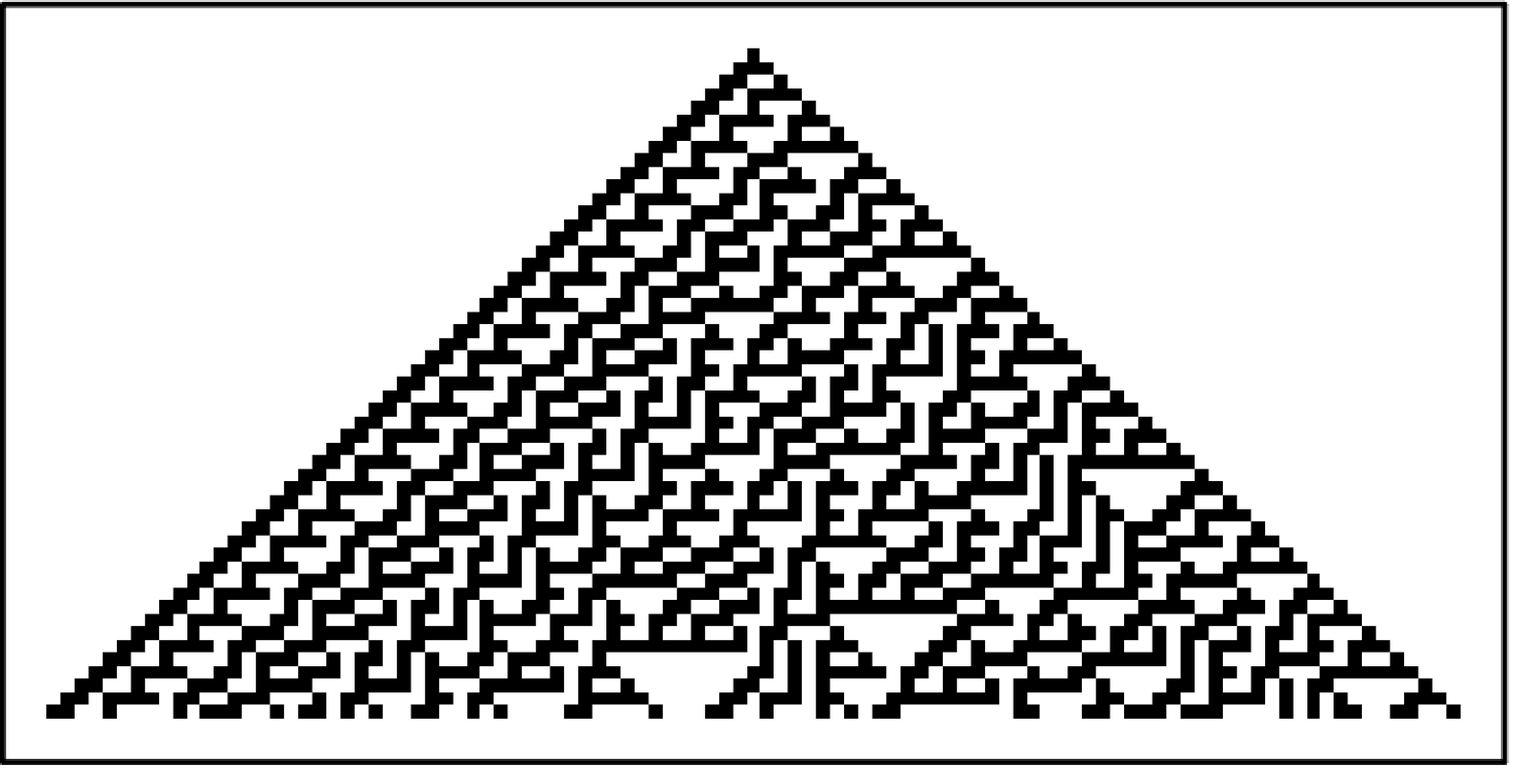 Implementing cellular automata image 1