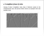2-neighbor [class 4] rules