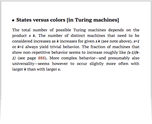 States versus colors [in Turing machines]