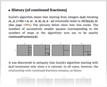History [of continued fractions]