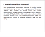 Musical chords [from sine sums]