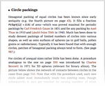 Circle packings
