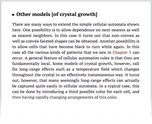 Other models [of crystal growth]