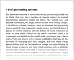 Self-gravitating systems
